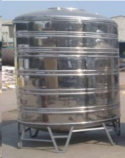 What is the difference between a stainless steel filter and a fiber tank?